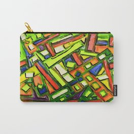 Uptown Oakland Carry-All Pouch