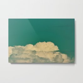 Cloud Life Metal Print