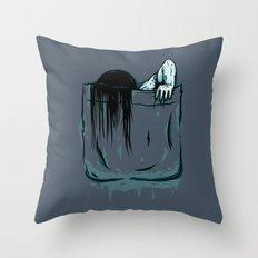 Pocket Samara Throw Pillow