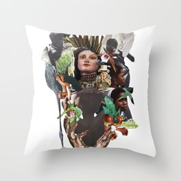 Conversion therapy Throw Pillow