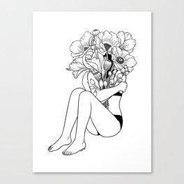 Love Myself Canvas Print
