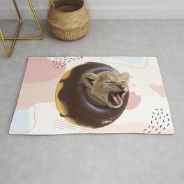 Lion Donut Rug