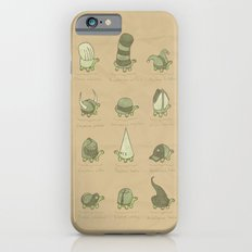 A Study of Turtles Slim Case iPhone 6