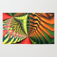 brasil Area & Throw Rugs featuring Brasil by Lyle Hatch