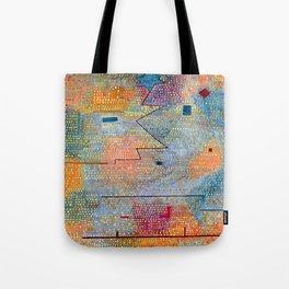 Paul Klee Rising Star Tote Bag