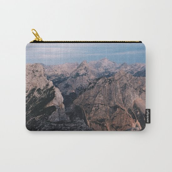 Just mountains Carry-All Pouch