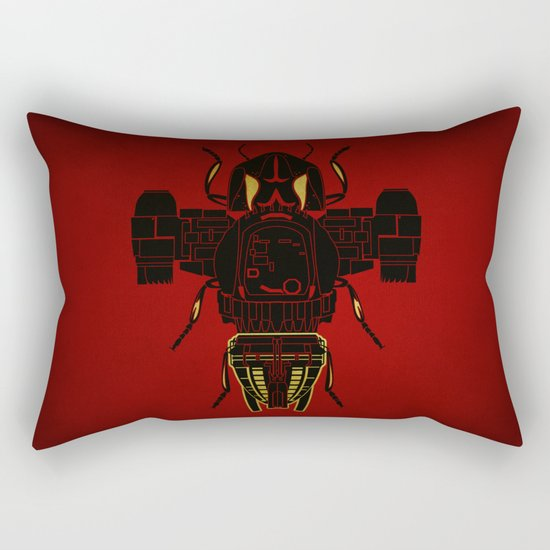 Firefly Rectangular Pillow