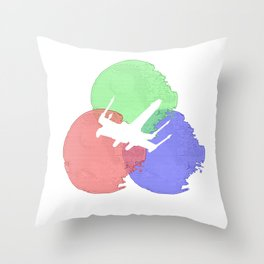 NEWHOPE. Throw Pillow