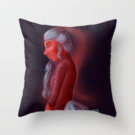 VICTORIA (PROTO) Throw Pillow