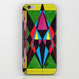 love the unkown iPhone Skin