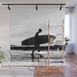Surf Boy Wall Mural