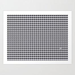 Corvo's Ratstooth Art Print