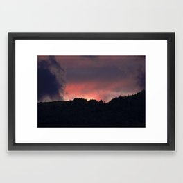 MONSTER (CLR) Framed Art Print