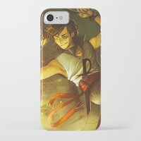 percy jackson iPhone & iPod Cases featuring Maybe Next Time, Jackson! by Miruocha