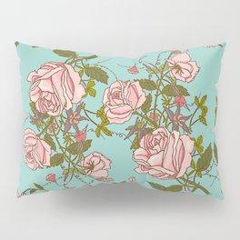 beautiful roses Pillow Sham
