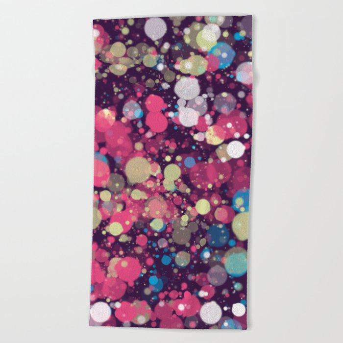Abstract 34 Beach Towel