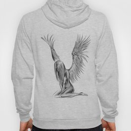 Lonely Angel Hoody
