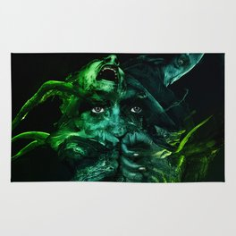 Forest of Horrors Rug