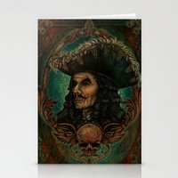hook Stationery Cards featuring Hook by ManuelDA
