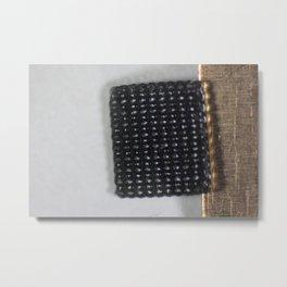 3d Printed Microspheres Metal Print