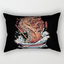 Ramen Dragon Rectangular Pillow