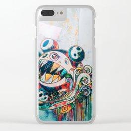 MURAKAMI Clear iPhone Case