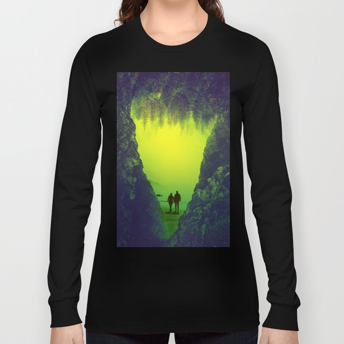 Toxic Forestry Together Long Sleeve T-shirt