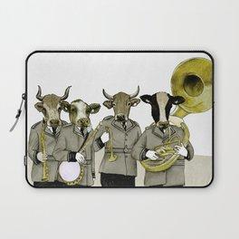 Herd Behavior Laptop Sleeve