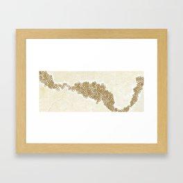Abstract Flow - Katrina Niswander Framed Art Print