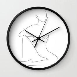 Restful Wall Clock