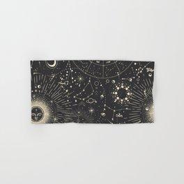 Mystic patterns Hand & Bath Towel