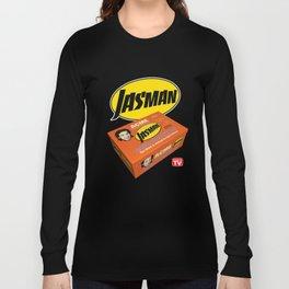 Jasman Superhero Suit Box - TV Long Sleeve T-shirt