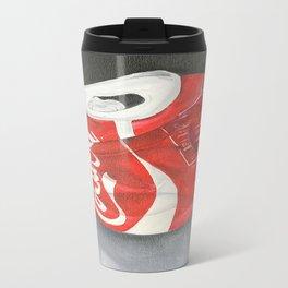 Coca-Cola Can Travel Mug