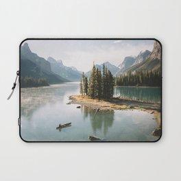A Canadien Postcard Laptop Sleeve
