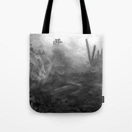 War Torn City V2 Tote Bag