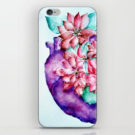 Christmas in my Heart 1 iPhone Skin