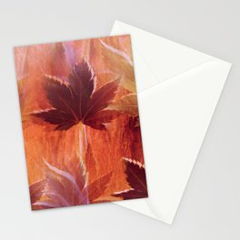Maple Dream Stationery Cards