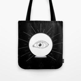 Fortune Eye Seer Tote Bag
