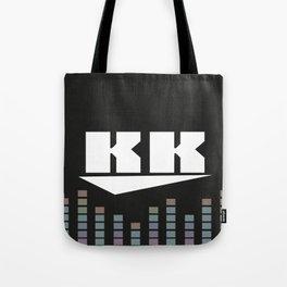DJ KK v2 Tote Bag