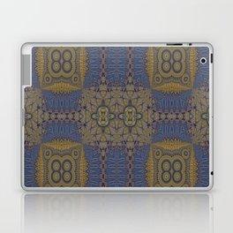 Goldblue Mandalic Pattern 3 Laptop & iPad Skin