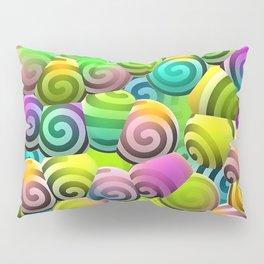 Rainbow Bubbles Summer Collection Pillow Sham