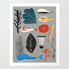 Maritime Art Print