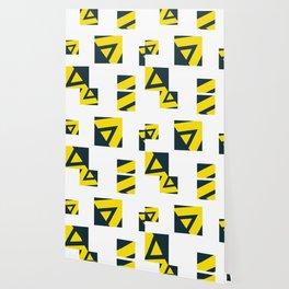 Geometric art pattern 6 Wallpaper