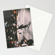 Skate in street 4 Stationery Cards
