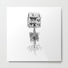 Petite Mort + Deep Breath Metal Print