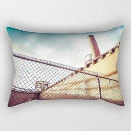 Montana Territorial Prison Rectangular Pillow