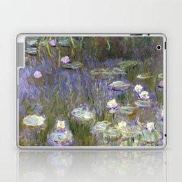 "Claude Monet ""Water lilies""(2) Laptop & iPad Skin"