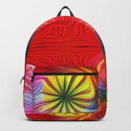 Papaver Rhoeas Backpack
