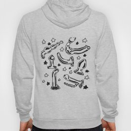 silicon objects Hoody