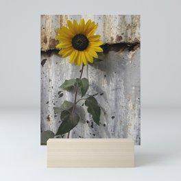 Sunflower & Rust 1 Mini Art Print